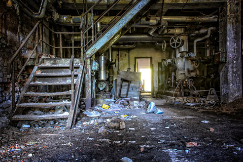 Old abandoned paper factory - FOLF02432