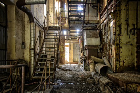 Old abandoned paper factory - FOLF02435