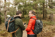Couple hiking - FOLF04887