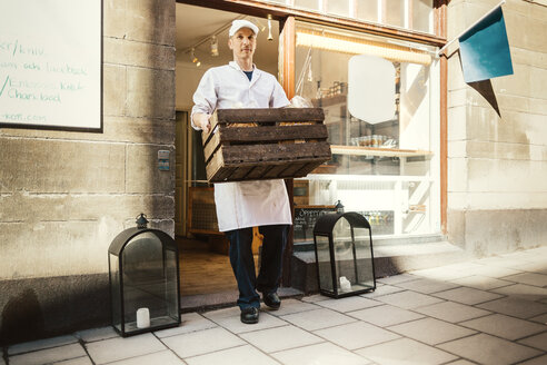 Butcher carrying crate - FOLF04950