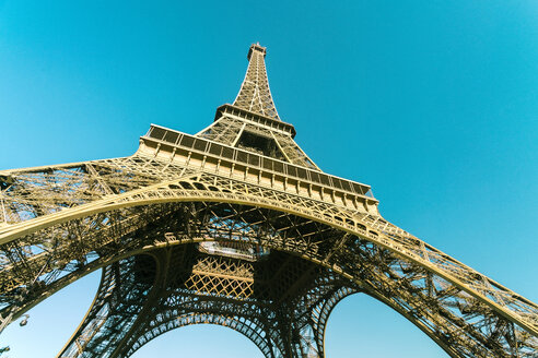 France, Paris, Eiffel Tower - TAMF00998