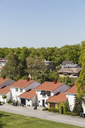 Townscape with residential district - FOLF05624