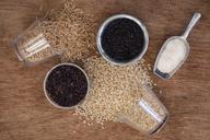 Various sorts of rice and rice flour - EVGF03344