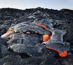 Hawaii, Big Island, Hawai'i Volcanoes National Park, lava - CVF00322