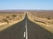 Africa, Namibia, B4 road - RJF00745