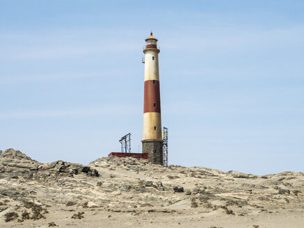 Africa, Namibia, Luederitz, Lighthouse Diaz Point - RJF00760