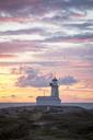Lighthouse against sunset sky - FOLF07783