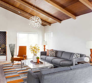 Interior of modern living room - CAVF34140