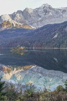 Germany, Garmisch-Partenkirchen, Grainau, Lake Eibsee - PVCF01298