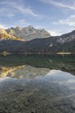 Germany, Garmisch-Partenkirchen, Grainau, Lake Eibsee - PVCF01301
