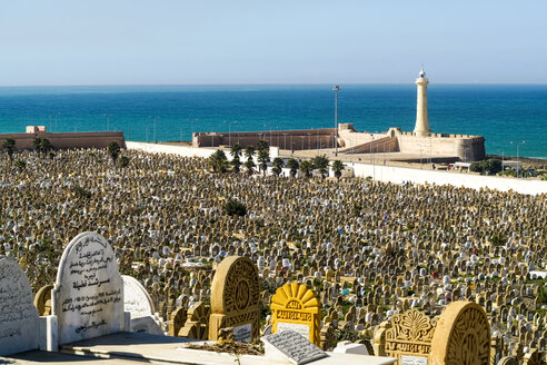 Morocco, Rabat, cemetery of martyrs - TAM01021