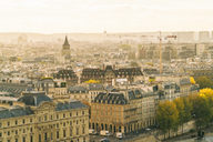 France, Paris, view to the city - TAMF01030