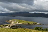 United Kingdom, Scotland, Highland, Sutherland, peninsula Ard Neakie, Loch Eriboll - LBF01896