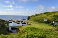 United Kingdom, Scotland, Highland, Lybster, harbour - LBF01908