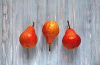 Three organic pears - JTF00975