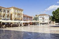 Greece, Peloponnese, Argolis, Nauplia, Old town, Syntagma square - MAMF00038