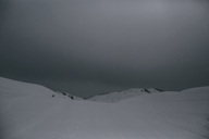 Austria, Kitzbuehel, Kitzbuehel Horn, winter landscape - GUSF00631