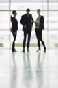 Business people standing in office - MASF05799