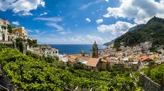 Italy, Campania, Sorrento Peninsula, Amalfi Coast, Amalfi, - AMF05700