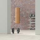 Fitness room behind ajar door, 3d rendering - UWF01387