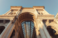Italy, Lombardy, Milan, Galleria Vittorio Emanuele II - TAMF01041