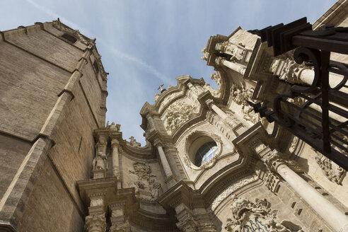 Spain, Valencia, Valencia Cathedral - FCF01376