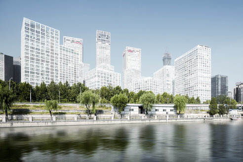 China, Beijing, Central Business District - SPPF00022