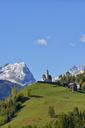 Italy, Veneto, Belluno Province, Colle Santa Lucia, Church - RUEF01855