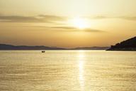 Greece, Pelion, Pagasetic Gulf at sunset - MAMF00085