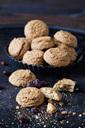 Flapjacks with raisins - CSF29099