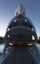 Spain, Valencia, City of Arts and Sciences, Palau de les Arts Reina Sofia - FC01377
