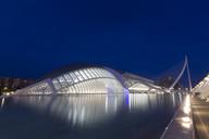 Spain, Valencia, City of Arts and Sciences, L'Hemispheric - FC01380