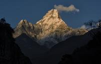 Nepal, Solo Khumbu, Everest - ALRF01038