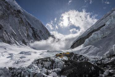 Nepal, Solo Khumbu, Everest, Western Cwm, Camp 2 - ALRF01155