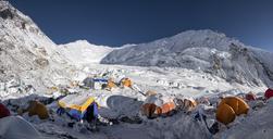 Nepal, Solo Khumbu, Everest, Western Cwm, Camp 2 - ALRF01158