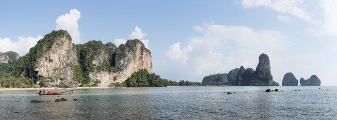 Thailand, Krabi, Tonsai Beach - ALRF01179