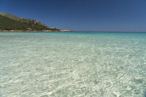 Spain, Balearic Islands, Mallorca, Cala Rajada, Cala Agulla - PCF00360
