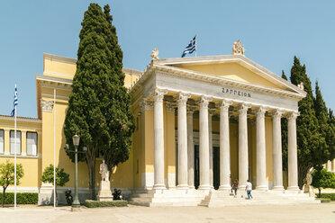 Greece, Athens, Zappieon - TAM01073