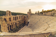 Greece, Athens, Acropolis, Theatre of Dionysus - TAMF01082