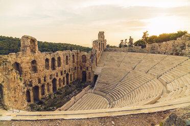 Greece, Athens, Acropolis, Theatre of Dionysus - TAMF01082