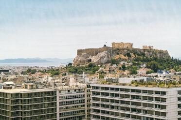 Greece, Athens, Acropolis - TAMF01085