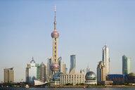 Oriental pearl tower shanghai - ISF00487