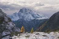 Tre Cime di Lavaredo area, South Tyrol, Dolomite Alps, Italy - CUF03863