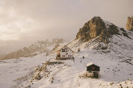 Tre Cime di Lavaredo area, South Tyrol, Dolomite Alps, Italy - CUF03866