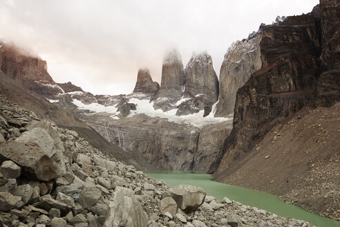 Chile, Patagonie, Nationalpark Torres del Paine - CVF00525