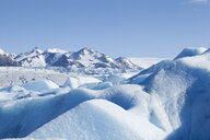 South America, Chile, Torres del Paine National Park, Grey Glacier at Lago Grey - CVF00617
