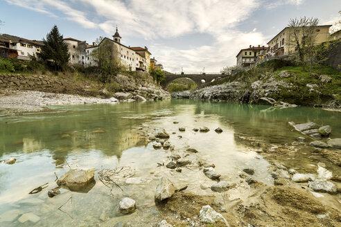 Slovenia, Slovene Littoral, Kanal ob Soci - FPF00160