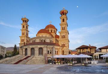 Albania, Korca, - SIE07782