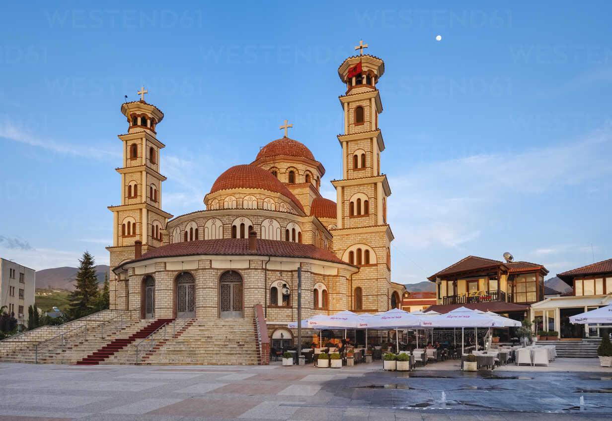 Albania, Korca, - SIE07782 - Martin Siepmann/Westend61