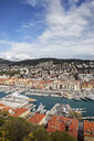 France, Provence-Alpes-Cote d'Azur, Nice, Port Lympia - ABOF00373